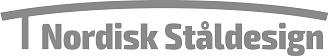 nordisk-staaldesign-logo grå lille