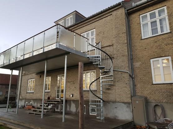 Høj terrasse Vordingborg2